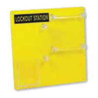 12 Lock Empty Lockout Station