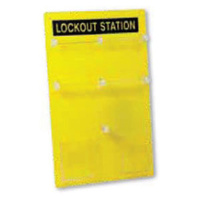 24 Lock Empty Lockout Station