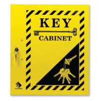 Lockable Key Cabinet (with 40 hooks)