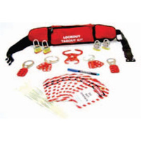 Personal Lockout Kit Waist Pouch