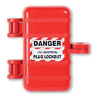 Small Plug Lockout Device