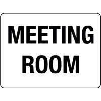 600x450mm - Metal - Meeting Room