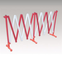 3.5mtr Superguard Expanding Barrier - Red/White
