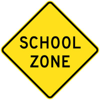 600x600 - AL CL1W - School Zone