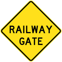 600x600 - AL CL1W - Railway Gate