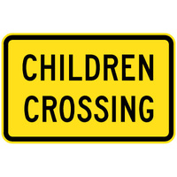 950x600mm - AL CL1W - Children Crossing
