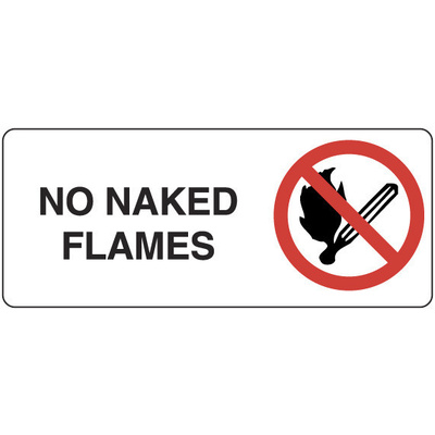 No Naked Flames