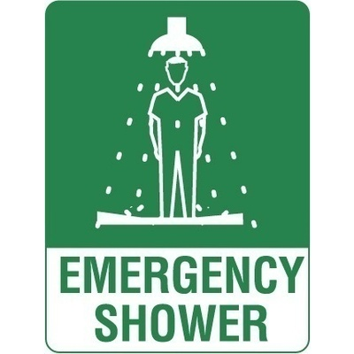 Emergency Shower