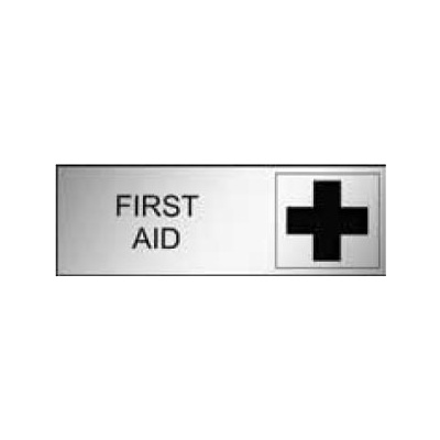 First Aid (With Picto)