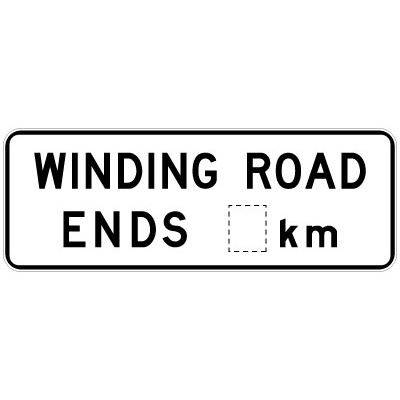 Winding Road Ends__km