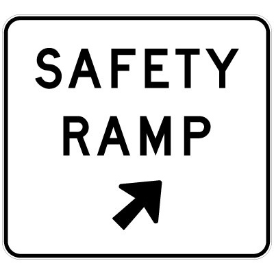 Safety Ramp Right