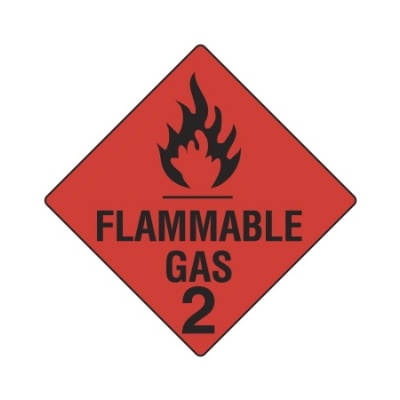 Flammable Gas 2 Magnetic