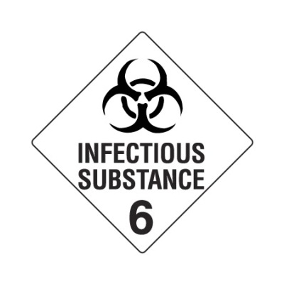 Infectious Substance 6 Magnetic