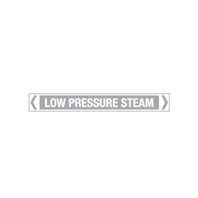Low Pressure Steam