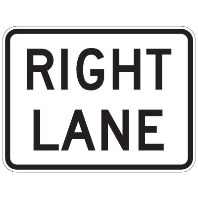 Right Lane