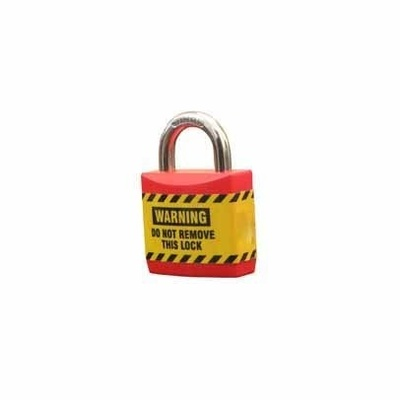 25mm Economy Red Safety Lock