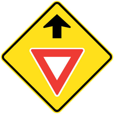 Give Way Ahead