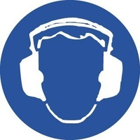 Hearing Protection Pictogram