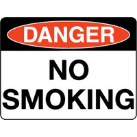 Danger No Smoking