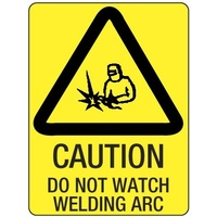 Caution Do Not Watch Welding Arc
