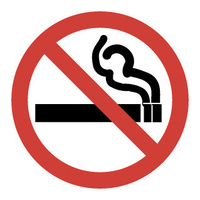 No Smoking Pictogram