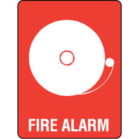 Fire Alarm (with pictogram)