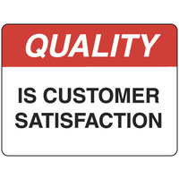 Quality is Customer Satisfaction