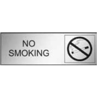 No Smoking (With Picto)