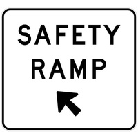 Safety Ramp Left