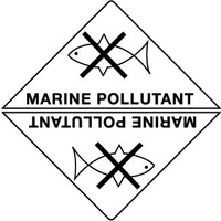 270x270mm - Magnetic - Marine Pollutant