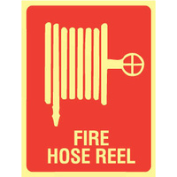 Fire Hose Reel (With Picto) - Luminous