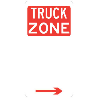 Truck Zone (Right Arrow)