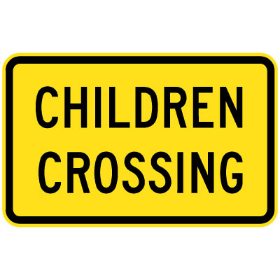 Children Crossing